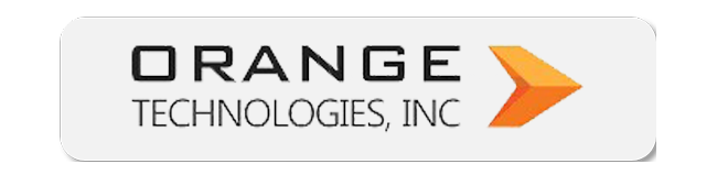 Orange Technologies Logo BORDER
