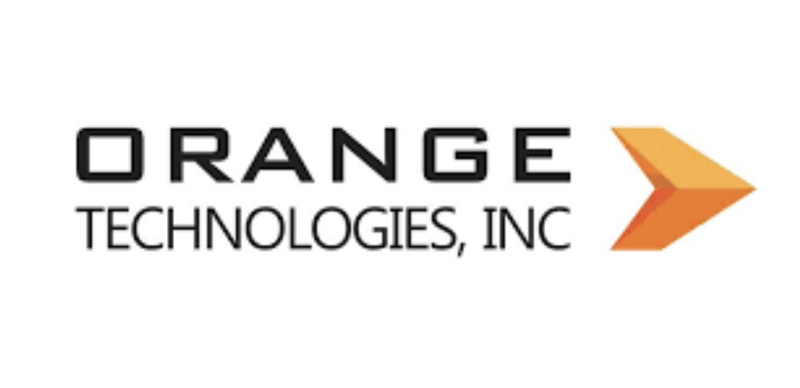 Orange Technologies Logo