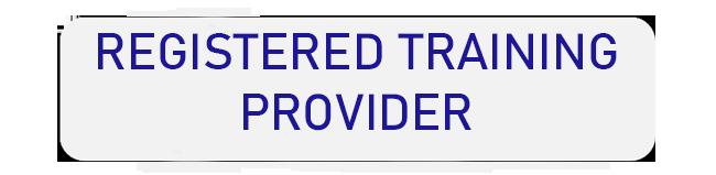 Registered training provider